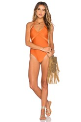 Tularosa Edie One Piece Orange