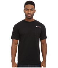 Matix Clothing Company Flush T Shirt Black Men's T Shirt