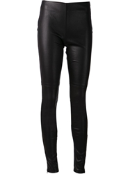 Maison Martin Margiela Stretch Leggings Black