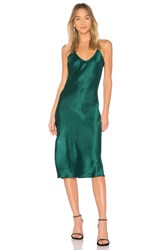 Cami Nyc The Raven Dress Dark Green