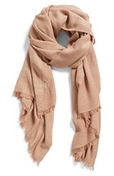 Women's Halogen Cross Dye Scarf