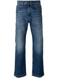Stella Mccartney Faded Jeans Blue