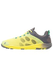 Jack Wolfskin Portland Chill Hiking Shoes Flashing Green Light Green