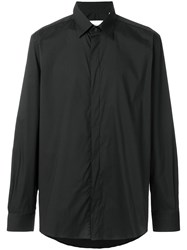 Low Brand Stretch Shirt Black
