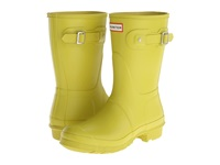 Hunter Original Short Yellow Chartreuse Women's Rain Boots