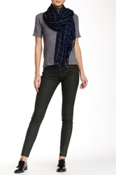 Rich And Skinny Coated Legacy Skinny Jean Green