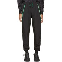 Cottweiler Black Signature Piping Track Pants