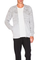 Adidas By Wings Horns Ombre Tracktop In Gray