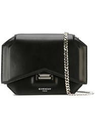 Givenchy 'Bow Cut' Crossbody Bag Black