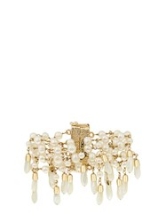 Rosantica By Michela Panero Pascoli Pearl And Mother Of Pearl Bracelet