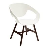 Horm And Casamania Vad Wood Chair White