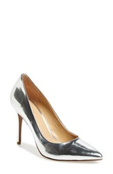 Michael Michael Kors Women's Claire Metallic Pointy Toe Pump