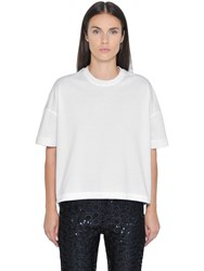 Diesel Black Gold Oversized Cotton Jersey T Shirt
