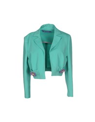 22 Maggio Suits And Jackets Blazers Women Light Green