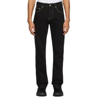 Versace Jeans Couture Black Slim Icon Jeans