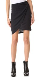 Iro Dakla Skirt Deep Blue