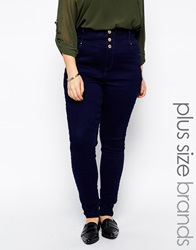 New Look Inspire Highwaisted Supersoft Skinny Jean Multi