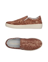 Lemare Sneakers Copper