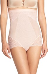 Spanxr Women's Spanx Spotlight On Lace High Waist Briefs Vintage Rose