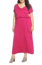Dorothy Perkins Plus Size Women's Jersey Maxi Dress