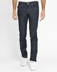 Bill Tornade Dark Denim Dean Slim Fit Jeans