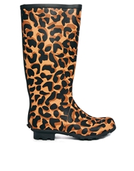 Juju Animal Wellies Multi