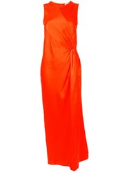 Maggie Marilyn Catch The Sunset Dress Orange