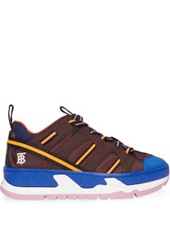 Burberry Union Sneakers Brown