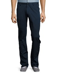 Hugo Boss Rice Slim Fit Pants Navy