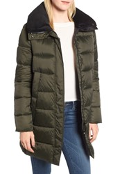 Barbour Darcy Quilted Coat Sage