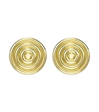 Theo Fennell Gold Whip Stud Earrings