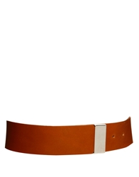 Black And Brown Black And Brown London Bia Waisted Belt Tan