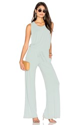 Yfb Clothing Candid Jumpsuit Gray
