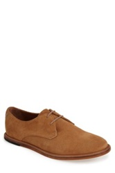 Frank Wright 'Busby' Plain Toe Derby Brown