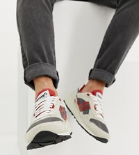 Saucony Shadow 5000 Vintage Trainer In Off White