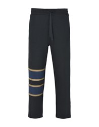 8 Trousers Casual Trousers Black
