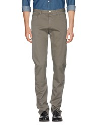 Fred Perry Casual Pants Lead