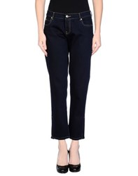 Jil Sander Denim Denim Trousers Women