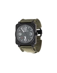 Bell And Ross Watch Br 03 92 Military Type