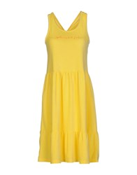 Agatha Ruiz De La Prada Dresses Short Dresses Women Yellow