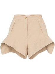 J.W.Anderson Jw Anderson Deconstructed Shorts Neutrals