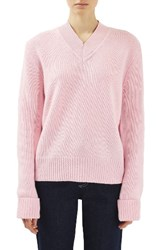 Topshop Women's Boutique Lambswool Blend Sweater
