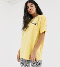 Napapijri Sase T Shirt In Yellow