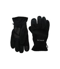 Columbia Thermaratortm Glove Black Extreme Cold Weather Gloves