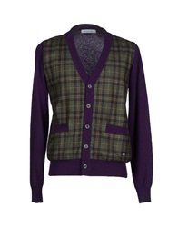 Versace Collection Cardigans Military Green