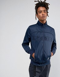 Cayler And Sons Track Jacket In Navy Navy