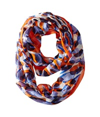 Bcbgmaxazria Call Of The Wild Loop Dusty Saffron Scarves Red
