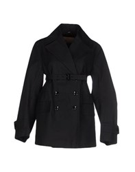 John Galliano Coats And Jackets Full Length Jackets Women Black