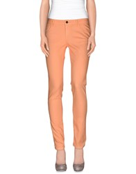 Gold Case Trousers Casual Trousers Women Salmon Pink