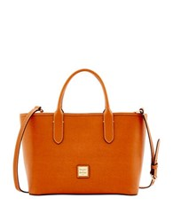 Dooney And Bourke Brielle Leather Crossbody Bag Natural